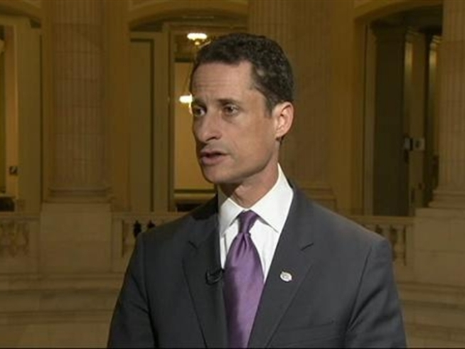 Rep. Anthony Weiner says the threat his office received is another unfortunate example of the health care debate bringing out some of the worst instincts in people.