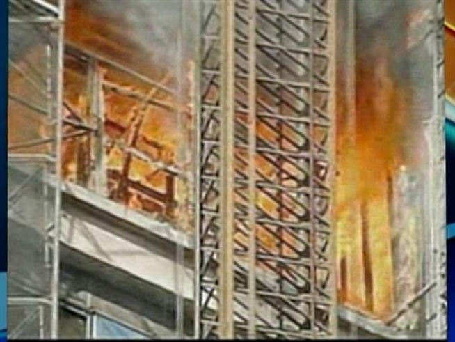 Four people were expected to be charged in failing to provide safety measures in the Deutsche Bank building before the 2007 deadly fire.