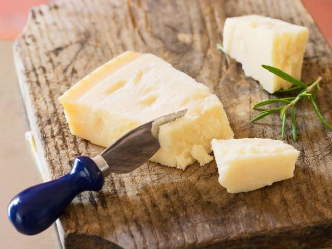 Chef Uses Wife's Breast Milk in Cheese