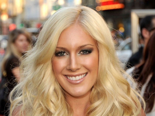 "Heidi Montag: Surgery and Album Have Left me ""Broke"""