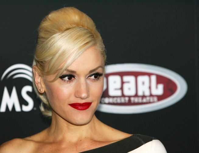 Motherhood Isn't Easy for Gwen Stefani