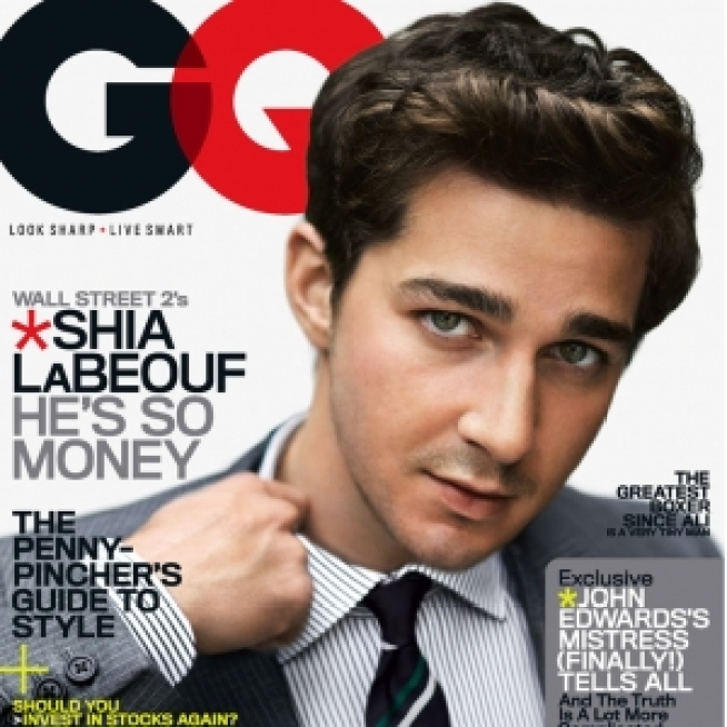 Shia LaBeouf Slams Khloe Kardashian in GQ