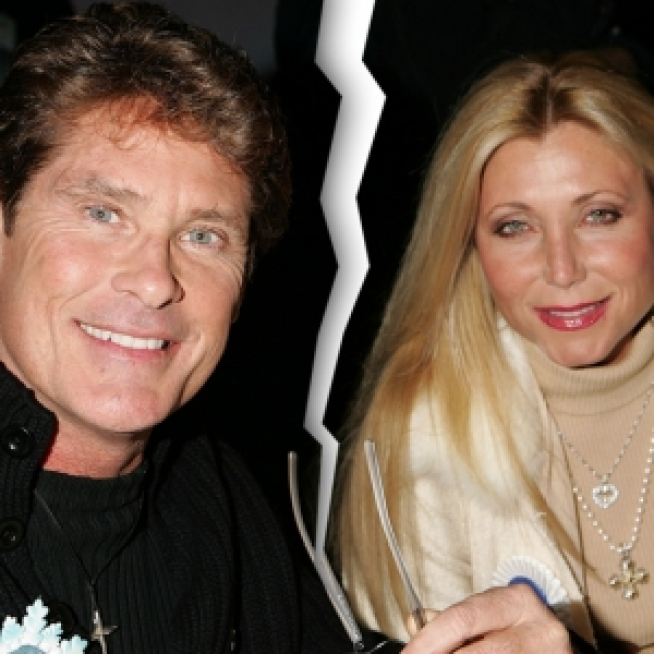 Judge: Pamela Bach Must Move Out Of David Hasselhoff's House