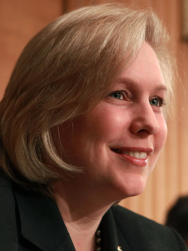 Gillibrand to Speak at Gay Group Gala in Manhattan