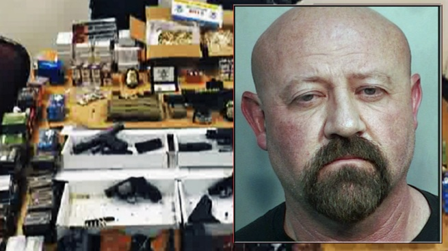 Fake Air Marshal Found With Loaded Assault Rifle, Ballistic Body Armor in Car During Traffic Stop on Long Island: Police