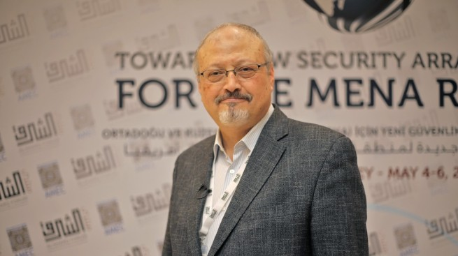 Turkey: Highest Level of Saudi Govt Ordered Writer's Slaying