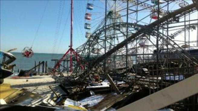 The Jersey Shore After Sandy: A Reporter's Diary