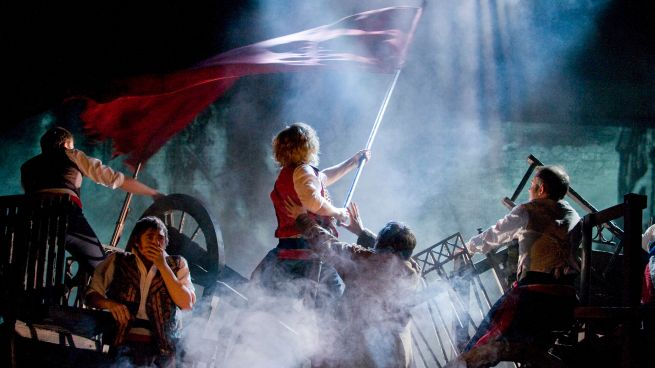 """Les Miz"" Gets One Day More"