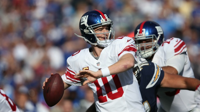 Giants' Offseason Focus Must Be on Bolstering Offense