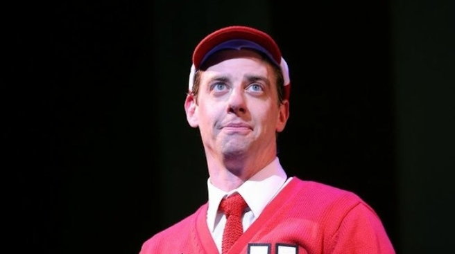 "Q&A: Christian Borle on ""Little Me,"" ""Peter Pan"" and his Martin Short Obsession"