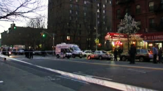 Bystander, 60, Hurt in Drive-By Shooting on Busy Harlem Block