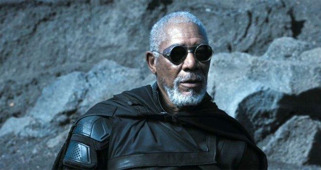 """[NBCAH] Morgan Freeman on """"Oblivion"""""""