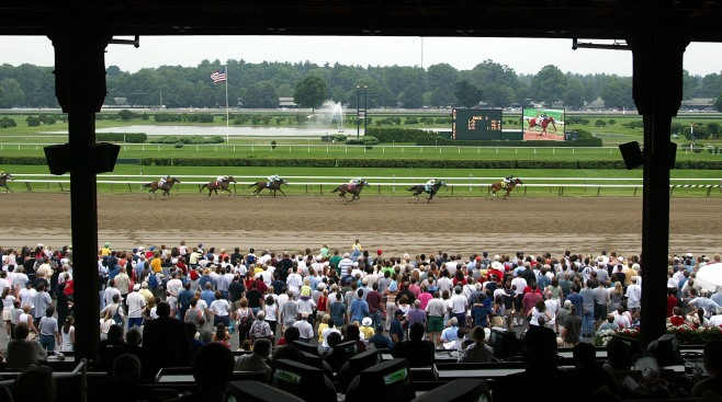 Forget the Beach: The Real Action is in Saratoga