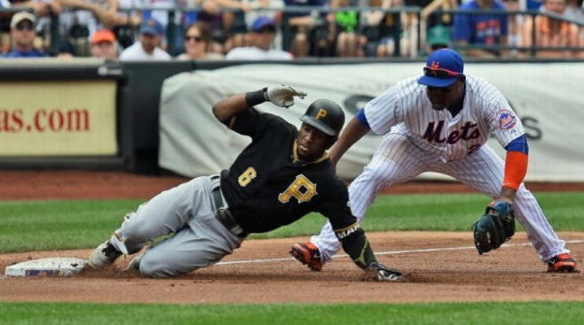 Pirates Sweep Mets with 8-1 Win
