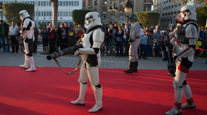 """Tunisia Turns to """"Star Wars"""" to Boost Tourism"""