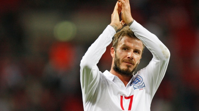David Beckham to Retire From Soccer at End of Season