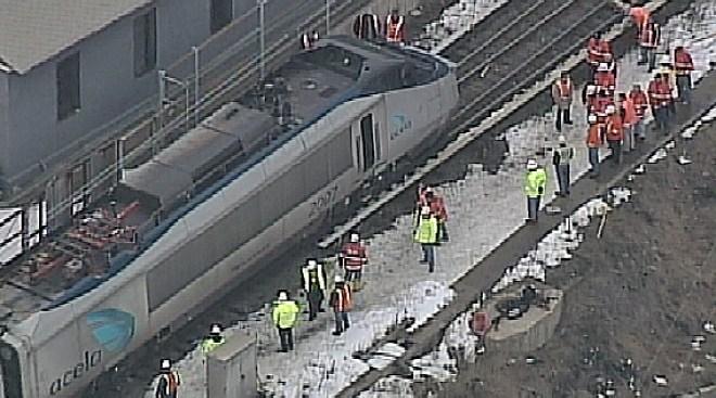 Amtrak Derailment Will Hurt LIRR Evening Commute