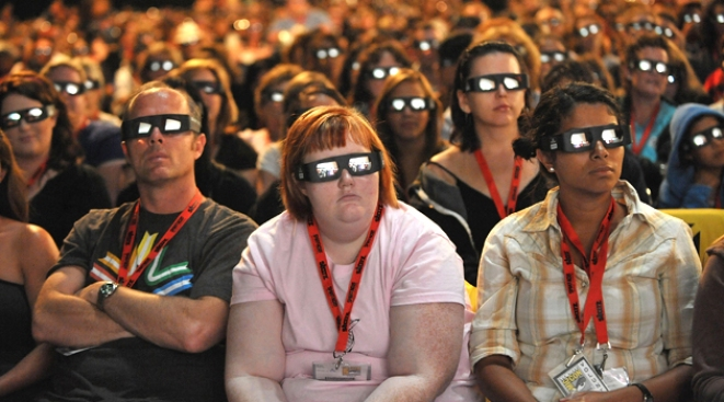 3-D Movie Madness
