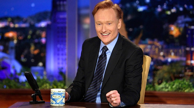 "Conan Set for Final ""Tonight Show"""