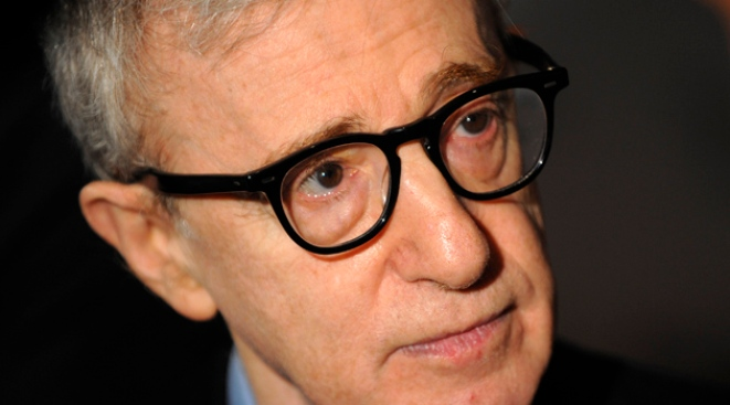 Woody Allen Talks Love And Death At Cannes With 'Tall Dark Stranger'