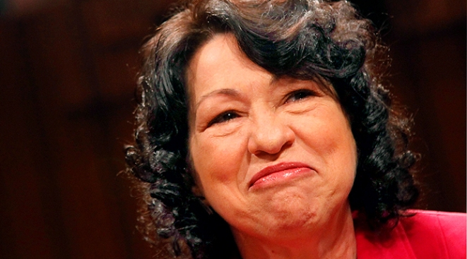 Divided GOP Won't Filibuster Sotomayor