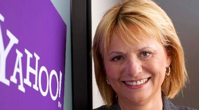 Yahoo CEO to Shareholders: Two More Effing Years