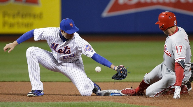 Howard's HR Powers Phillies Past Mets 1-0