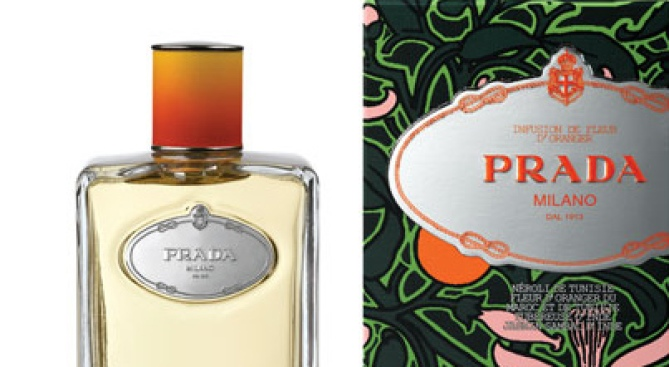 Own It: Summer in a Bottle from PRADA