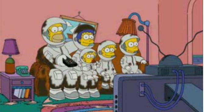 Counter Intelligence: Doh! Watch Simpsons New Intro