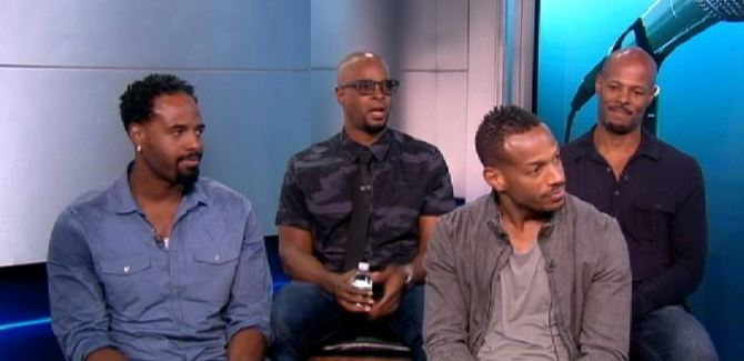 the wayans brothers on first ever tour nbc new york