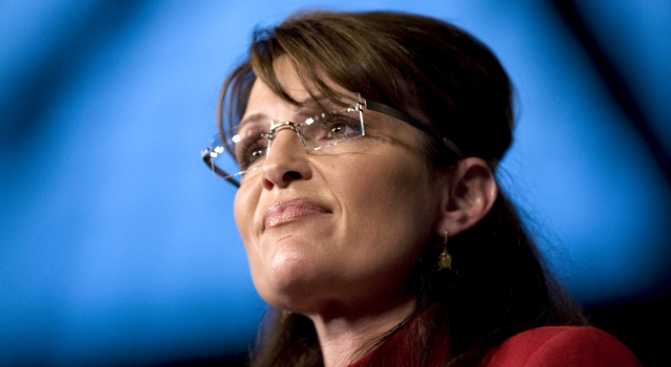 "Palin Says Alaska Tour ""Is Not Farewell"""