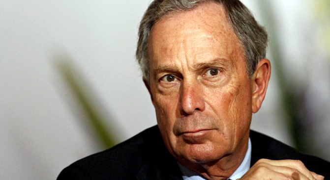 Bloomberg Funds Ads to Rebut Union Criticism