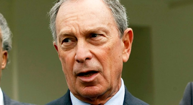 Mount Bloomberg Erupts -- Again