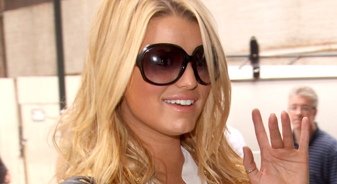 Jessica Simpson Shaken by Japanese Earthquake