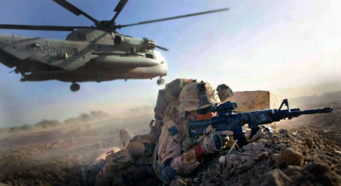 Helicopter Crash at Afghan Base Kills 16