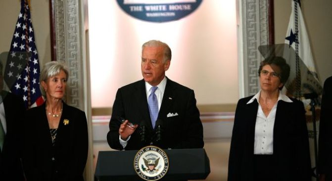 Biden: U.S. Accepts Iran's Election Results, For Now