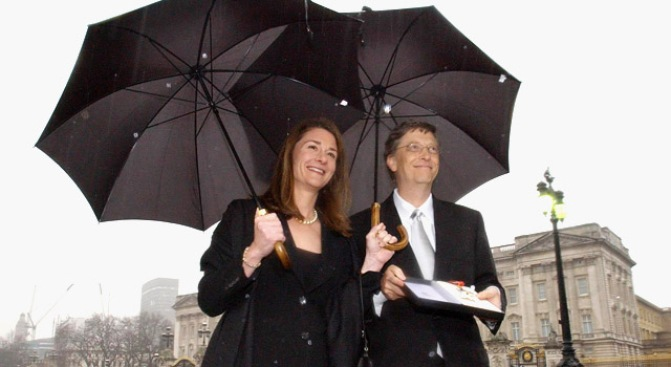 Bill Gates Wants to Control the Weather, Too