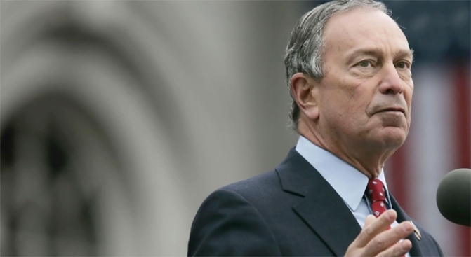 Reporters Could Get Shut Out By Third-Term Bloomberg