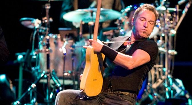 N.J. A.G. Sues Springsteen Scalpers Before Sale