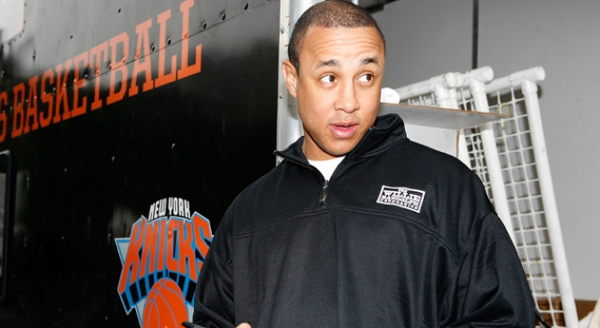 Brooklyn Kickball League Opens, Minus John Starks