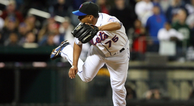 K-Rod Gives Mets Scare in Win Over Reds