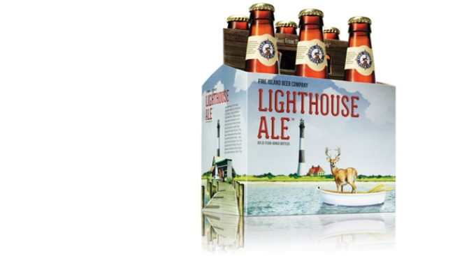 New Favorite Thing: Fire Island Lighthouse Ale