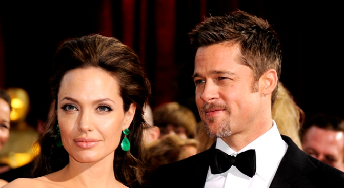 Brad Pitt 'Open' To Doing Kids Film With Angelina Jolie