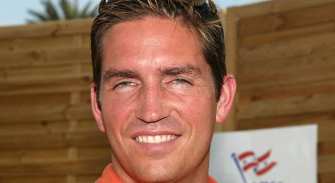 Actor Caviezel Hurt In Motorcycle Accident