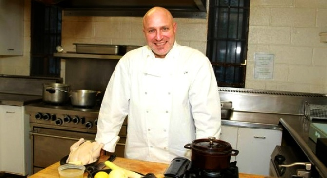 Today: Tom Colicchio on His 'wichcraft Cookbook