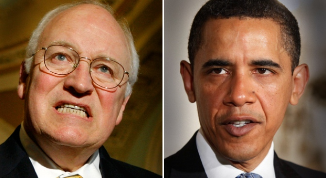 Obama, Cheney Plan Dueling Speeches