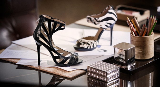 Want This: Jimmy Choo for H&M