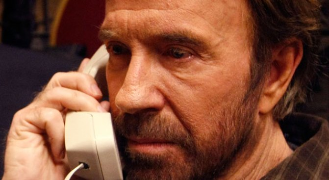 Chuck Norris Wants to Run for President ... of Texas