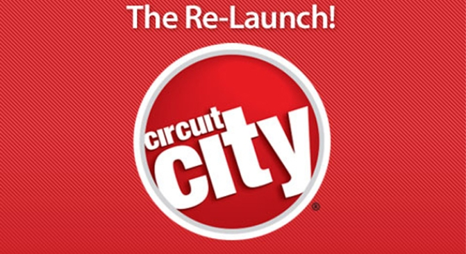 Circuit City Returns From Grave