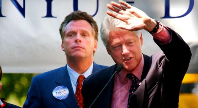 Clinton's Man Loses